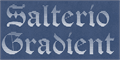 Illustration of font Salterio Gradient