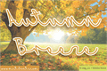Illustration of font Mf Autumn Breeze