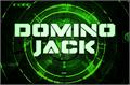 Illustration of font Domino Jack