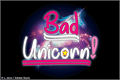 Illustration of font Bad Unicorn DEMO