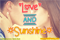 Illustration of font Love & Sunshine