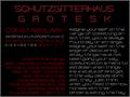 Illustration of font Schutzgitterhaus-Grotesk NBP