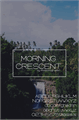Illustration of font Morning Crescent