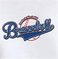 Illustration of font Brannboll Fet