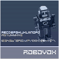 Illustration of font Robovox