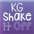 Illustration of font KG Shake it Off