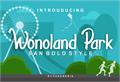 Illustration of font Wonoland Park