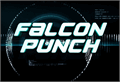 Illustration of font Falcon Punch