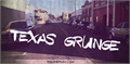 Illustration of font Texas Grunge Demo