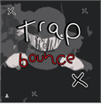 Illustration of font trap in the bounce