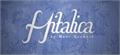 Illustration of font Hitalica