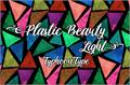 Illustration of font Plastic Beauty Light