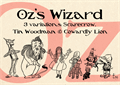 Illustration of font Oz'sWizard