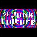 Illustration of font SF Junk Culture