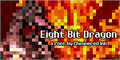 Illustration of font Eight Bit Dragon