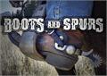 Illustration of font Boots & Spurs