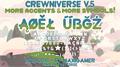 Illustration of font Crewniverse