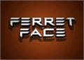 Illustration of font Ferret Face