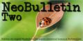 Illustration of font NeoBulletin Two