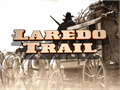 Illustration of font Laredo Trail