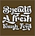 Illustration of font Bready Regular Demo
