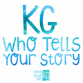 Illustration of font KG Who Tells Your Story