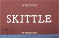 Illustration of font SKITTLE