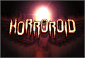 Illustration of font Horroroid