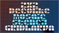 Illustration of font Gridlarva