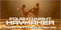 Illustration of font FoughtKnight Haymaker