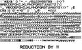 Illustration of font Reduction