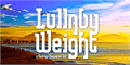 Illustration of font Lullaby Weight