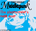 Illustration of font Middlepunk CHMC