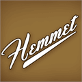 Illustration of font Hemmet Personal Use Only