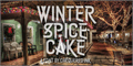 Illustration of font Winter Spice Cake