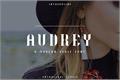 Illustration of font Audrey Free