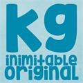 Illustration of font KG Inimitable Original