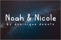 Illustration of font NoahandNicole