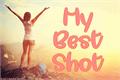 Illustration of font My Best Shot