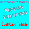 Illustration of font Kappa's Pororoca