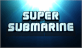Illustration of font Super Submarine