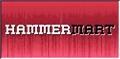 Illustration of font Hammermart