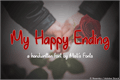 Illustration of font My Happy Ending