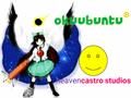 Illustration of font Okuubuntu