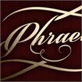 Illustration of font Phraell