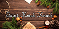 Illustration of font Saint Knick Knack