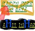 Illustration of font Pappu pass ho gaya