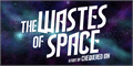 Illustration of font The Wastes of Space