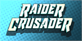 Illustration of font Raider Crusader
