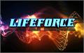 Illustration of font Lifeforce